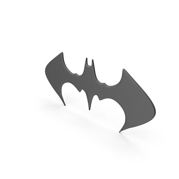Cartoon Bat: Batman Symbol PNG & PSD Images