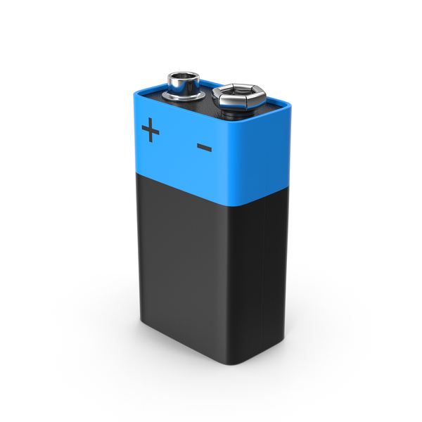 Battery 9v PNG & PSD Images