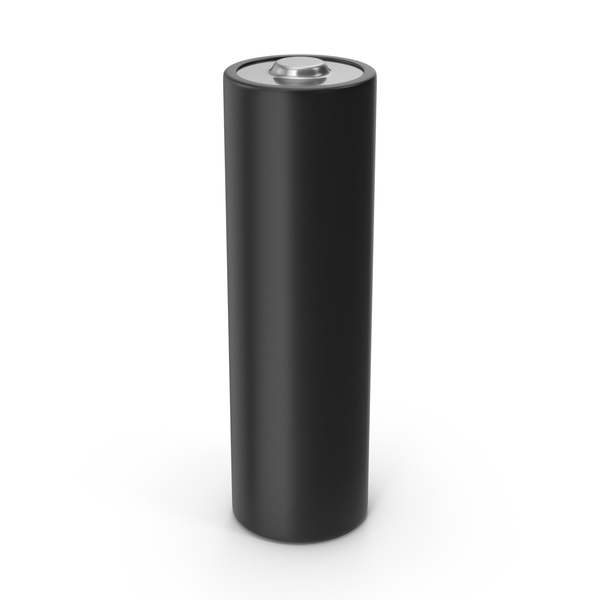 Aa: Battery Black PNG & PSD Images