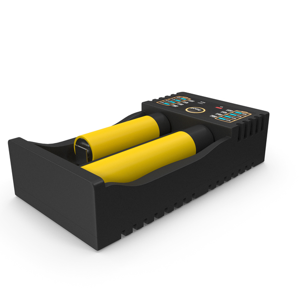 Battery Charger PNG & PSD Images