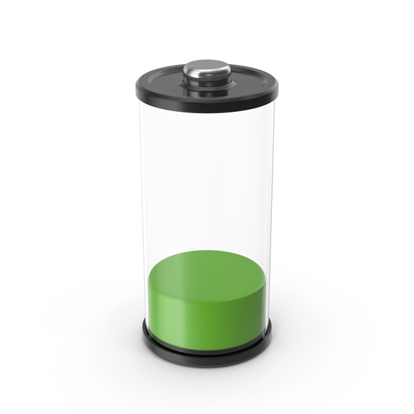Battery Icon green 25% PNG & PSD Images