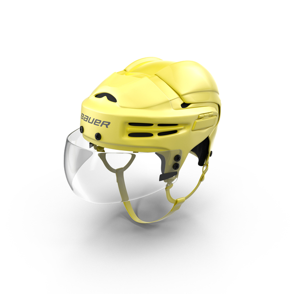 Bauer 9900 Hockey Helmet PNG & PSD Images