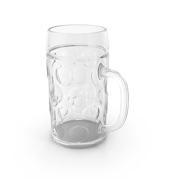 Bavarian Beer Mug Object