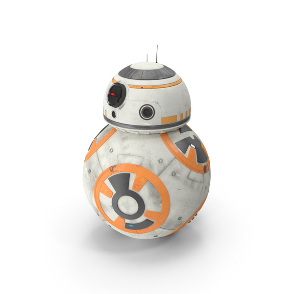 BB-8 PNG & PSD Images