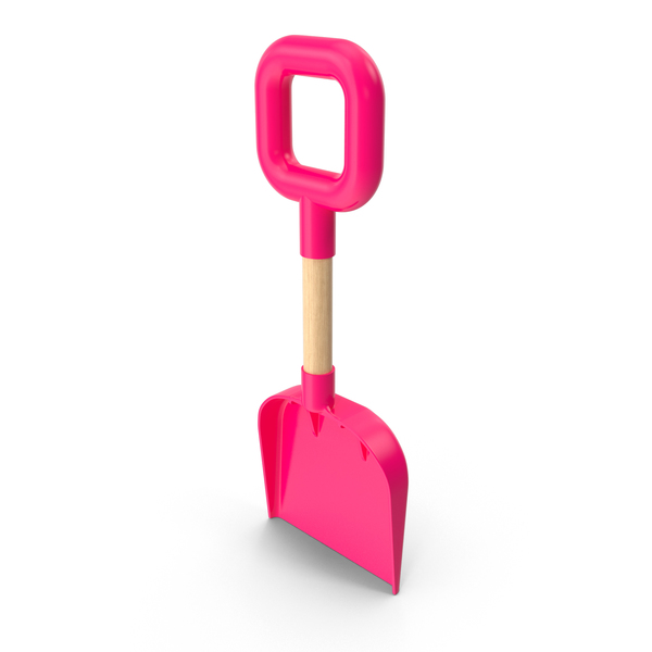 Toy And Bucket: Beach Shovel PNG & PSD Images