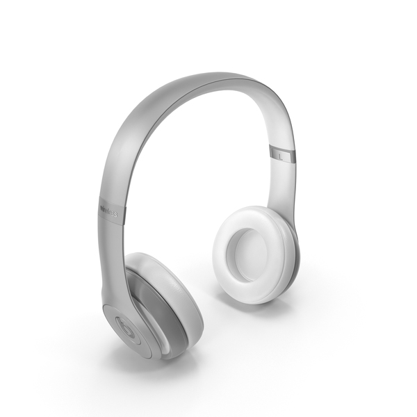 Beats Solo Gray PNG & PSD Images