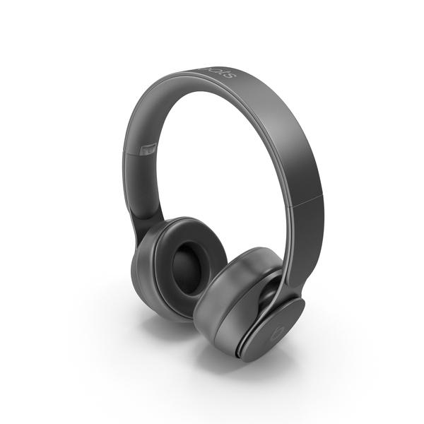 Headphones: Beats Solo Pro 2019 Black PNG & PSD Images