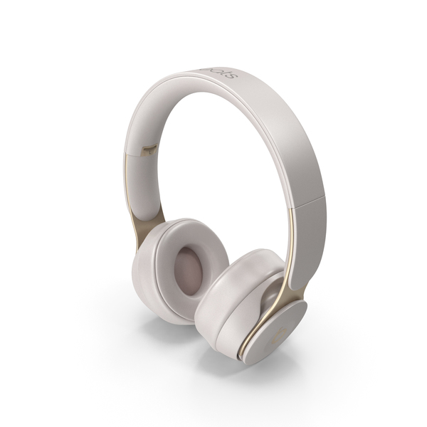 Headphones: Beats Solo Pro 2019 Brown PNG & PSD Images