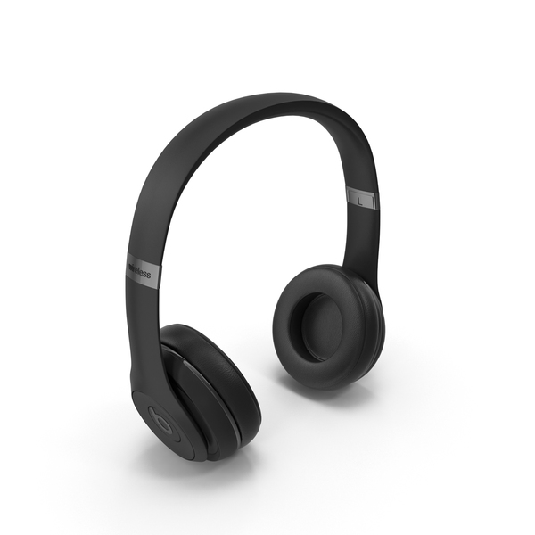 Beats Wireless Headphones PNG & PSD Images