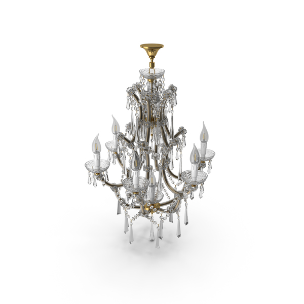 Beby Novecento Chandelier PNG & PSD Images