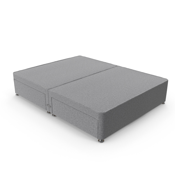 Bed Base Grey PNG & PSD Images