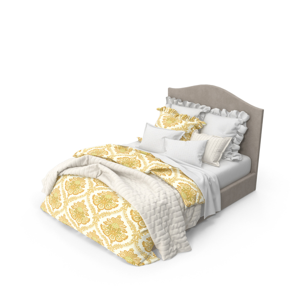 Bed Set PNG & PSD Images
