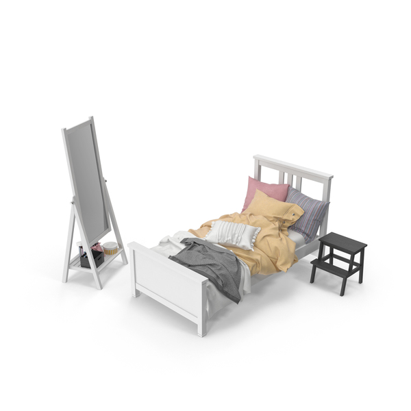 Bedroom Set PNG & PSD Images