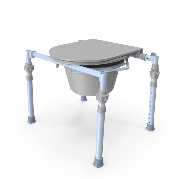 Bedside Commode Seat PNG & PSD Images