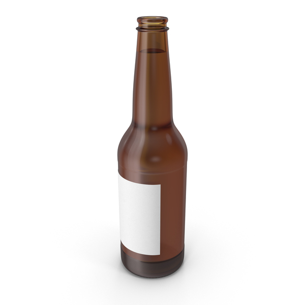 Beer Bottle Object