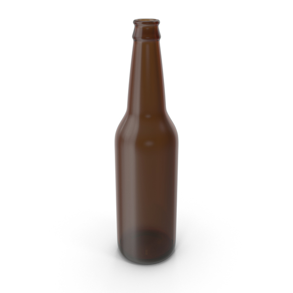 Beer Bottle Brown PNG & PSD Images