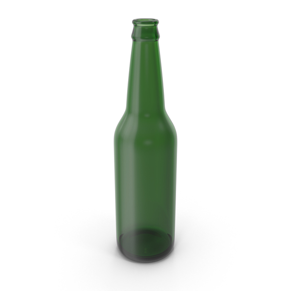 Beer Bottle Empty PNG & PSD Images