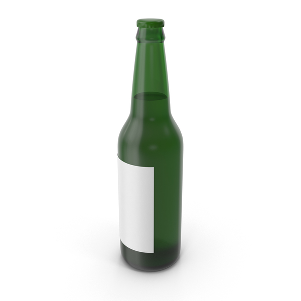 Glass: Beer Bottle PNG & PSD Images