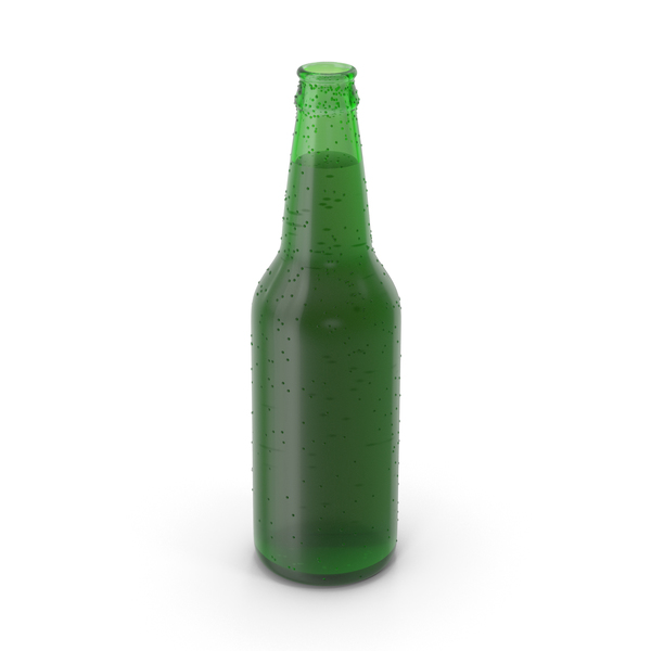 Beer Bottle No Cap PNG & PSD Images