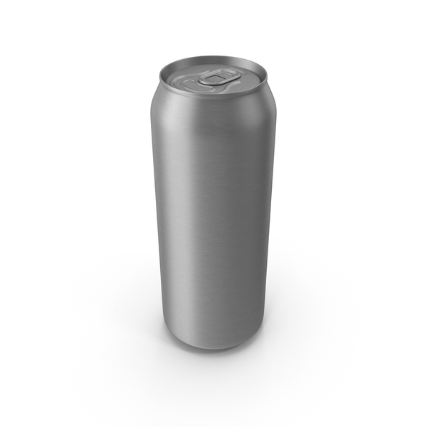 Aluminum: Beer Can PNG & PSD Images
