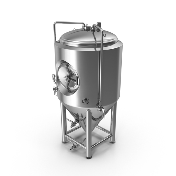 Brewing Kettle: Beer Fermenter Tank PNG & PSD Images