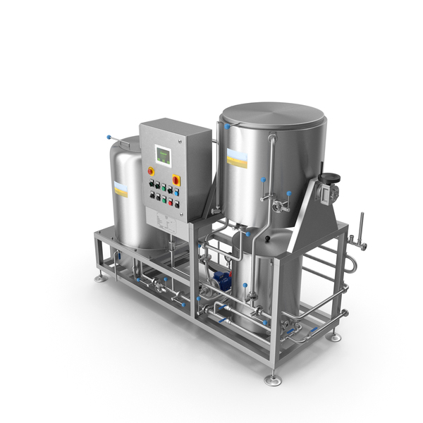 Beer Microbrewery Equipment PNG & PSD Images