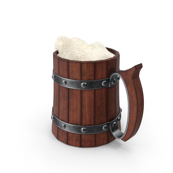 Glass: Beer Mug PNG & PSD Images
