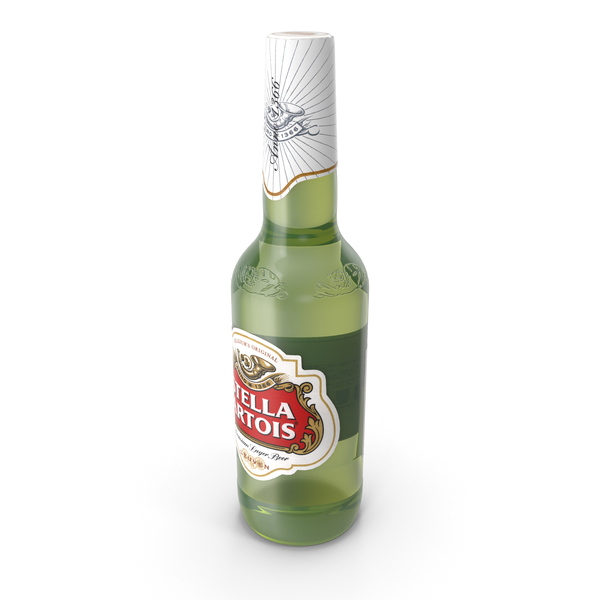 Beer Stella Artois PNG & PSD Images