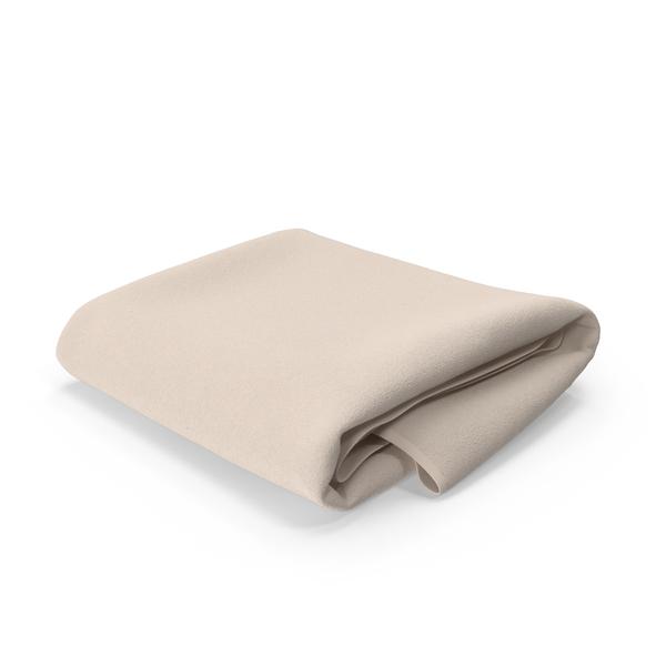 Beige Towel Folded PNG & PSD Images
