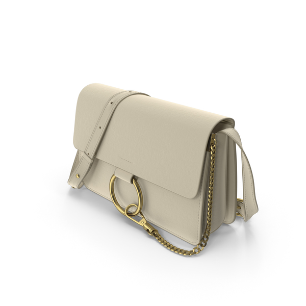 Beige Women Cross-body Shoulder Purse  Bag PNG & PSD Images