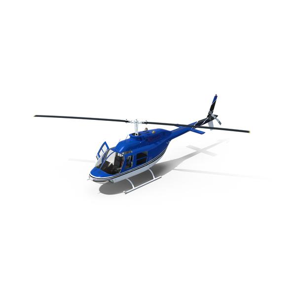 Bell 206 JetRanger Object