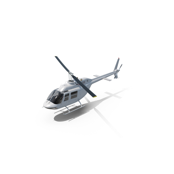 News Helicopter: Bell 206B JetRanger III Object
