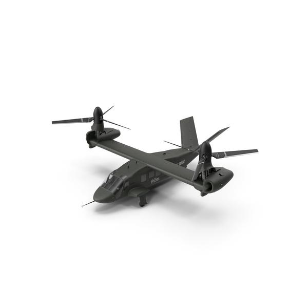Bell V-280 Valor Tiltrotor Aircraft PNG & PSD Images