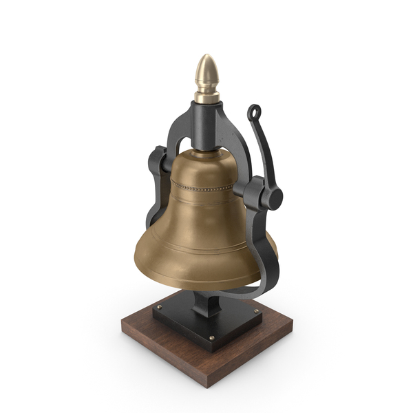 Bell With Stand PNG & PSD Images