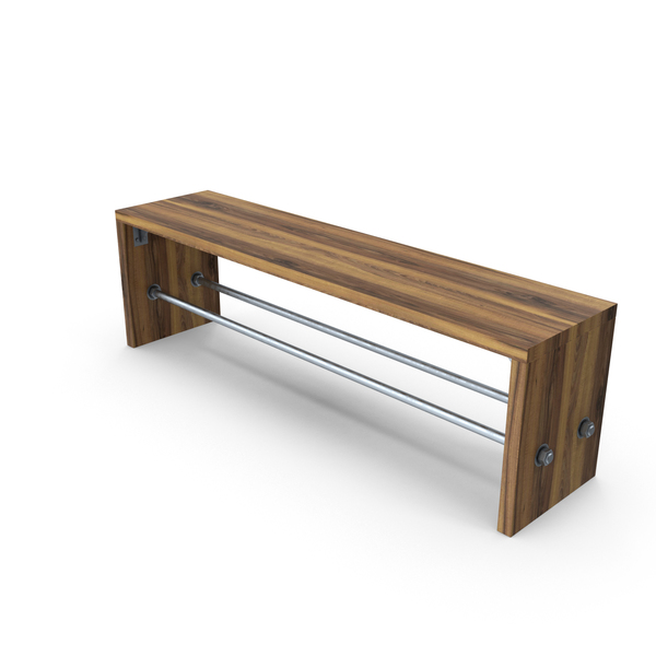 Wooden: Bench Axis Metal PNG & PSD Images