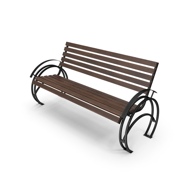 Bench Brown PNG & PSD Images
