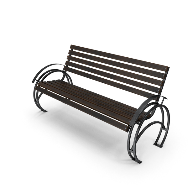 Bench Faded Wood PNG & PSD Images
