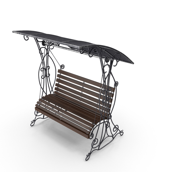 Bench Swing PNG & PSD Images