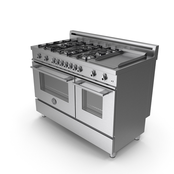 Oven: Bertazzoni Range 1200 PNG & PSD Images