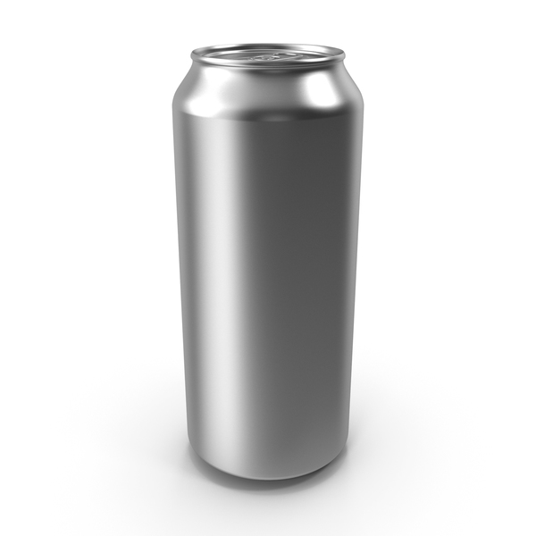 Aluminum: Beverage Can 500 ml PNG & PSD Images