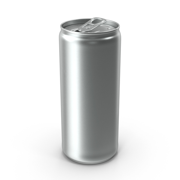 Beverage Can Sleek 300ml Open PNG & PSD Images