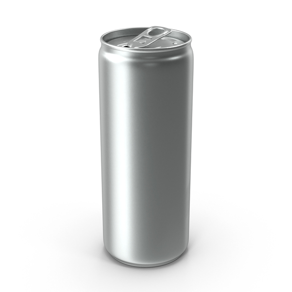 Beverage Can Sleek 330ml  Open PNG & PSD Images