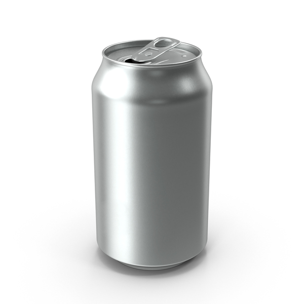 Beverage Can Standard 355ml Open PNG & PSD Images