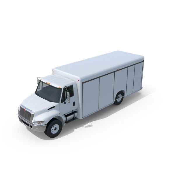 Box: Beverage Truck Object