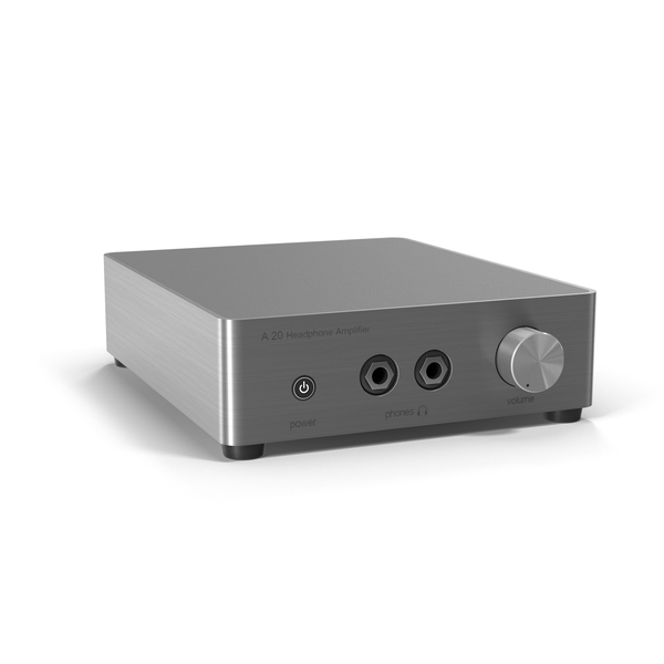 Beyerdynamic A 20 Headphone Amp PNG & PSD Images