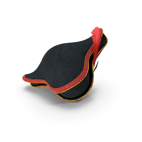 Tri Cornered: Bicorn Hat PNG & PSD Images