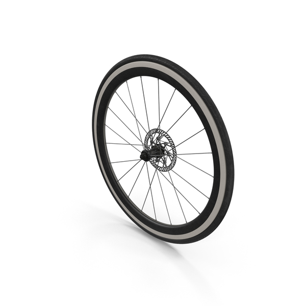 Bicycle Front Wheel PNG & PSD Images