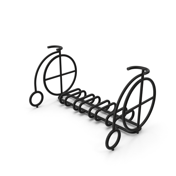 Bicycle Parking PNG & PSD Images