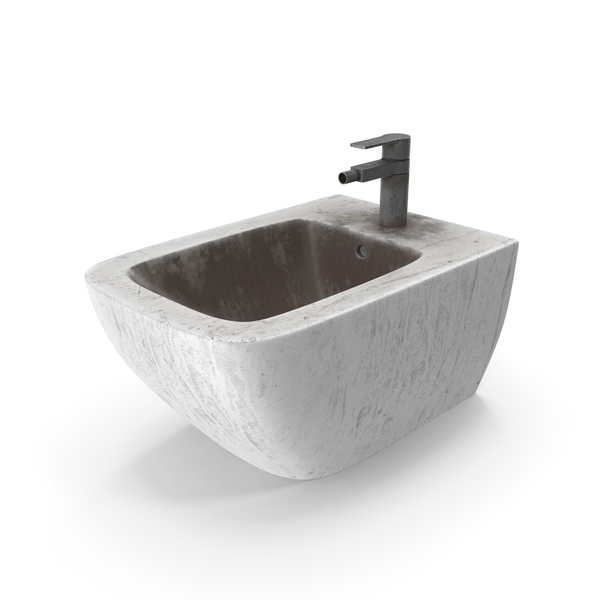 Bidet Dirty PNG & PSD Images