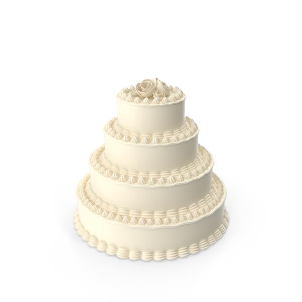 Wedding: Big Cake PNG & PSD Images